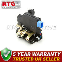 Door Lock Actuator Rear Right Fits VW Golf (Mk5) 2.0 GTI