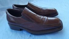 Men's Brown Impulse by Steeple Gate Shoes 398902 Size10