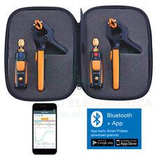 Kit Smart Probe Refrigerazione Frigoristi Bluetooth con App per Smartphone Testo