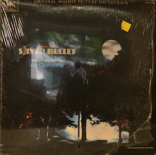 """EAST - COLONNA SONORA - ARGENTO BULLET - JAY CHATTAWAY 12"""" LP (N3)"""