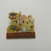 Disney WDW Magic Kingdom Park Areas Frontierland Area Minnie Pin