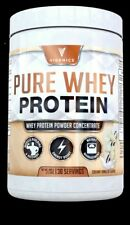 Whey Protein Powder All Natural ingredients. Vanilla GNC isopure optimum ON