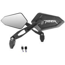 COPPIA SPECCHIETTI STREET CON LOGO BIANCO TRIUMPH 800 Tiger XC ABS 2012-201 11p