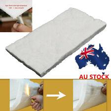 Ceramic Fibre Blanket-1m x 610mm Thermal High Temperature Insulation Carpet Mat