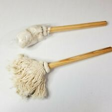Bbq Basting Mops for Roasting or Grilling, Applying Barbecue Sauce, Marinade
