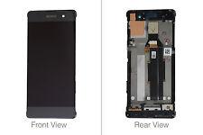 Genuine Sony Xperia XA F3111, F3112 Black LCD Screen & Digitizer - 78PA3100010 /
