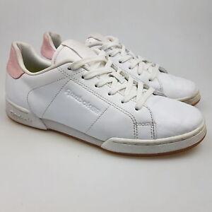 Women's REEBOK 'NPC II NE Face Stockholm' Sz 8 US Shoes VGCon | 3+ Extra 10% Off