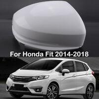 Rear Mirror Cover Cap Housing for Honda FIT JAZZ 2014-2018 Right Passenger Side