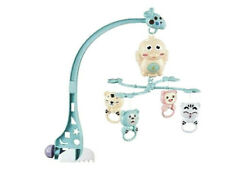 Baby First Mobile Infant Mobile for Cot,Musical Crib Toys Baby Cot Mobile Crib