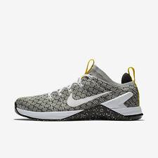 457532be2aa Men Sz 9 Nike Metcon DSX Flyknit 2 X Black White Cross Training Shoes  AO2807 017