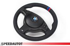 Lenkrad Leder Lederlenkrad BMW E39 M5 Lenkrad mit Blende SCHWARZ  und Airbag  3P