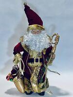 Fabulous Vintage North Pole Santa's of the World Santa Claus Figurine