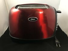 Oster 2 Slice Red Toaster