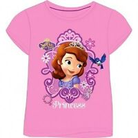 NEW DISNEY PRINCESS  GIRL'S T- SHIRT IN GIFT PACK AGE-18/24 MTHs, 2/3, 3/4, 5/6
