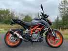 Picture Of A 2021 KTM Duke