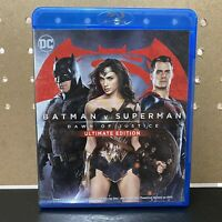 Batman v Superman: Dawn of Justice Ultimate Edition ( Blu-ray Only)