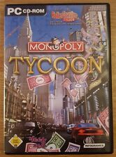PC CD-Rom Spiel Monopoly Tycoon Infrogrames Hasbro DVD-Box