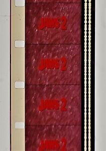 16mm Film- JAWS 2-COLOR-CINEMASCOPE-ROY SCHEIDER-UNIVERSAL