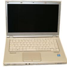 Notebook Panasonic Toughbook CF-LX3 i5 4310U 2GHz 128GB SSD 4GB Buetooth Cam HD+