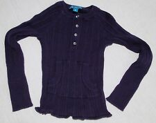 The Childrens Place Button Sweater Size XS 4 EUC