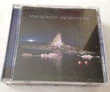 MIKE OLDFIELD INCANTATIONS CD ALBUM 1978 OTTIMO ROCK SPED GRATIS SU + ACQUISTI!!
