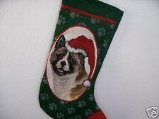 Akita Christmas Stocking/Collectible/Holi day/Animals