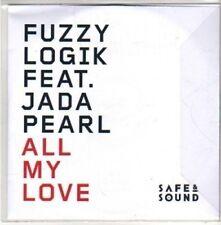 (CH295) Fuzzy Logik Feat Jada Pearl, All My Love - 2011 DJ CD
