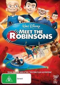 Meet The Robinsons : Disney : NEW DVD :