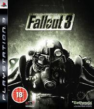 Fallout 3 PS3 jeu * en excellent état *