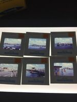 Lot Of 15 Vintage 70's Canada Vacation 35mm Color Slides