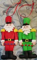 OOAK Polymer clay Hanging decorations