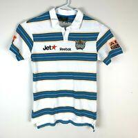 Gold Coast Titans Reebok Polo Shirt Size Men's Small