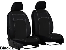 NISSAN X-TRAIL 2001-2007 ECO LEATHER FRONT SEAT COVERS MADE TO MEASURE FOR CAR