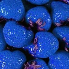 GUT  200 Blau leckeren Erdbeer Erdbeeren Samen exotische Samen Gemüse Samen