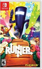 Runner 3 Nintendo Switch Game (#)