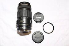 Canon EF 70-300mm f/4-5.6 IS USM Lens for Canon EOS SLR Cameras - Plus Filter!