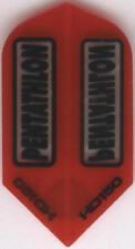 Red Pentathlon Hd150 Dart Flights 3 per Set