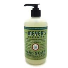 Mrs Meyers Clean Day Limited Edition Iowa Pine Hand Soap Olive Oil Aloe FreeShip