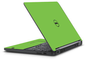 LidStyles Standard Colors Laptop Skin Protector Decal Dell Latitude E5550 E5570
