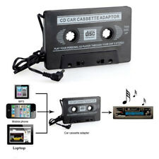 Aux 3.5mm Cd Radio Car Audio Tape Cassette Adapter Deck For Iphone Ipod Mp3