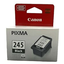 CANON PIXMA-245 Black Ink Cartridge Compatible with PG-243 New, Sealed