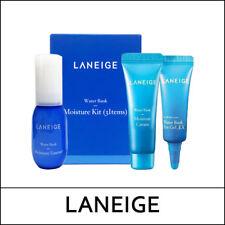 [LANEIGE] Sample Water Bank Moisture Kit (3items) / Essence+Cream+EyeGel /(S일)