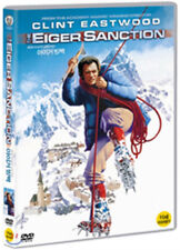 The Eiger Sanction (1975) Clint Eastwood / DVD, NEW