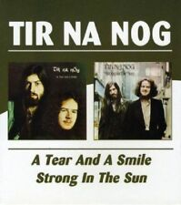 TIR NA NOG - A TEAR AND A SMILE / STRONG IN THE SUN - NEW