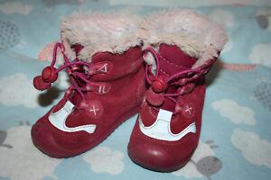 Winter Schuhe Elefanten Stiefel Mädchen Gr. 21