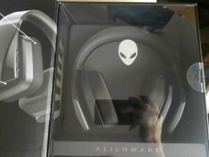 Alienware AW988 Headset with Microphone Boxed