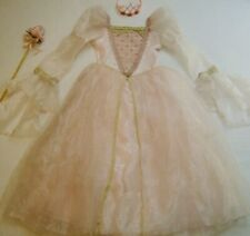 Disney Princess Aurora Sleeping Beauty Costume Dress Up S 5 6 6X