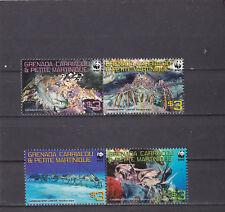 Grenada Carriacou 2009 - MNH - Vissen/Fish/Fische (WWF / WNF)