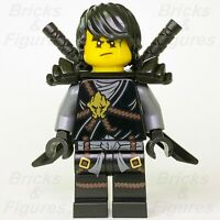 New Ninjago LEGO® Cole Day of the Departed Black Ninja Minifigure 891722 Genuine