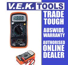 SP TOOLS DIGITAL MULTIMETER-AUTOMOTIVE-ELECTRICAL-TECHNICIANS-SP62012